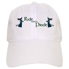 Ride with Pride Baseball Baseball Cap