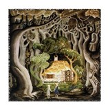 Hansel & Gretel Tile Coaster