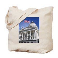 California State Capitol, Sac Tote Bag