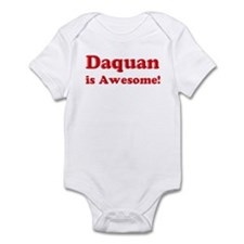 Daquan is Awesome Infant Bodysuit