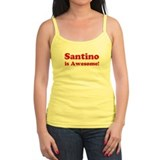 Santino is Awesome Tank Top