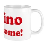 Santino is Awesome Coffee Mug
