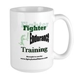 Fighter Endurance Training Mug
