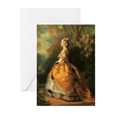 The Empress Eugenie Note Cards (Pk of 10)