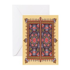 Russian Tile Cards (Pk of 10)