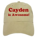 Cayden is Awesome Hat