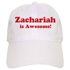 Zachariah is Awesome Baseball Cap