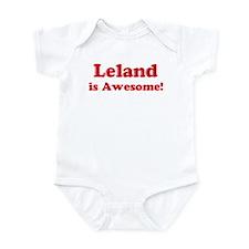 Leland is Awesome Infant Bodysuit