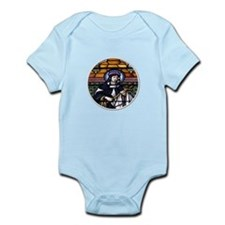 St. Rose of Lima Stained Glass Window Infant Bodys