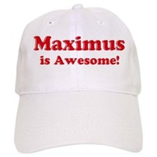 Maximus is Awesome Baseball Cap
