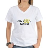 #33's Rally Girl Tshir T-Shirt