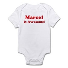Marcel is Awesome Infant Bodysuit