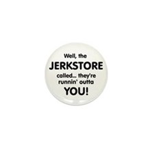 Jerkstore Mini Button (10 pack)