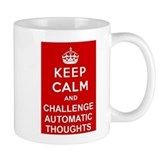 Cute Cognitive behavioral therapy Mug