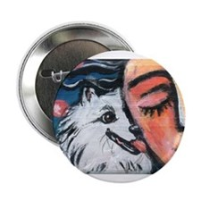 Eskie kiss Button