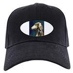 SALUKI port Black Cap