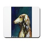 SALUKI port Mousepad