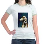 SALUKI port Jr. Ringer T-Shirt
