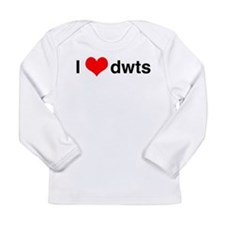 I Heart DWTS Long Sleeve T-Shirt