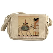 Pack animal as means of transport - Messenger Bag
