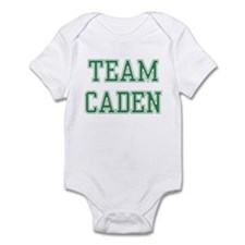 TEAM CADEN  Infant Bodysuit