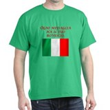 Italian Proverb Two Sides T-Shirt