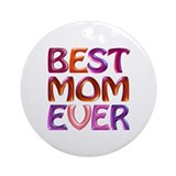 Best Mom Ever - fabspark colorful 3D txt -4K BIG O