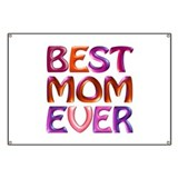 Best Mom Ever - fabspark colorful 3D txt -4K BIG B