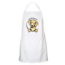Golden Retriever IAAM Apron