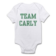 TEAM CARLY  Infant Bodysuit