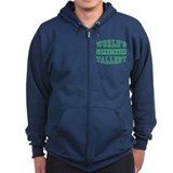 World's Tallest Leprechaun Zip Hoodie
