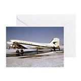 Airplanes Greeting Cards (Pk of 20)