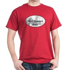 Skye Terrier DAD T-Shirt