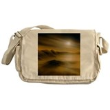 Sun over dying Earth - Messenger Bag