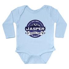 Jasper Midnight Long Sleeve Infant Bodysuit