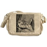 Averroes, Islamic physician - Messenger Bag