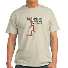 2012 Nationals - Show Off Your Tan Buns Light T-Sh