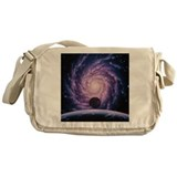 Milky Way galaxy - Messenger Bag
