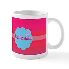 Bridesmaid Pink Mug