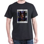 Stained Glass Dark T-Shirt