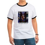 Stained Glass Ringer T