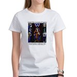 Stained Glass Women's T-Shirt