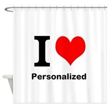 Personalize This! Shower Curtain