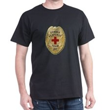 Zombie Response Team Badge T-Shirt