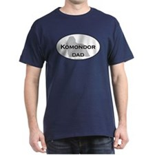 Komondor DAD T-Shirt