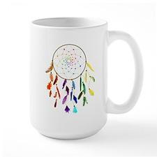 Rainbow DreamCatcher Mug