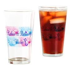 Cute Ob nursing Drinking Glass
