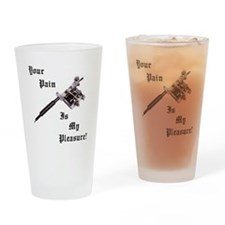 Cute Want Drinking Glass