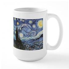 Van Gogh Starry Night Mug