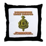 Dominguez High School Throw Pillow